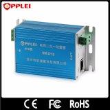 2 en 1 protector de oleada del dispositivo de protección de la cámara de Ethernet de la potencia