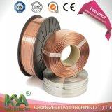 103023c25 Arame de costura plano de cobre