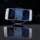 Qi Samsung 은하 S7/S7 가장자리를 위한 무선 빠른 충전기 대 패드/S6