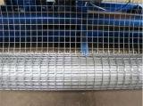 Оцинкованной проволоки защиты квадратного отверстия сварочных работ на машине в рулон