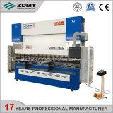 Servo hydraulique CNC la plaque presse plieuse /CNC