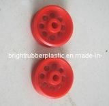Rueda de plástico customed con nuevo diseño