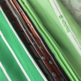Großverkauf gesponnenes Kleid-Gewebe-Vorhang-Gewebe-Ausgangstextilgewebe-niedriges Minimum 20 Meter Gewebe-