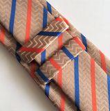 Los hombres de banda de la moda de microfibra tejida corbatas