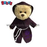 Giocattolo scozzese molle dell'orso dell'orsacchiotto del giocattolo su ordinazione del regalo