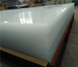 Panneau acrylique transparent de couleur avec le bon prix