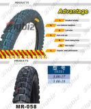 ISO9001: 2008 Qualität Motorcycle Tire und Tube von 3.00-17 3.00-18