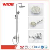 A superfície do projeto moderno montou o misturador de bronze do Faucet do chuveiro para a venda