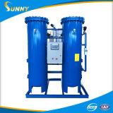 El psa generador de nitrógeno 95% -99.9995% 1-1000m3/H