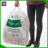 Le meilleur sachet en plastique de donation de charité de vente en gros de vente de modèle spécial
