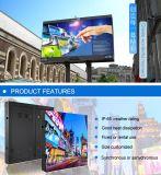 La vidéo électronique signe LED LED de 10 mm Affichage de la publicité de plein air Numérique affichage LED