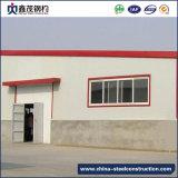 Estilo Personalizado de uma forte estrutura de aço Warehouse prefabricadas