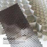 Fai aluminium Honeycomb Core pour les nouveaux matériaux de construction