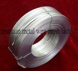 フラットワイヤー、カートンネイルCT-体Flt用亜鉛メッキフラットワイヤー