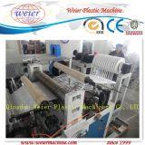 Plastikextruder-Maschine Belüftung-Rand-Band-Strangpresßling-Zeile mit dem Aufschlitzen des Systems