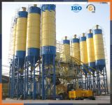 Manufatura concreta móvel da planta do cimento Hzs25