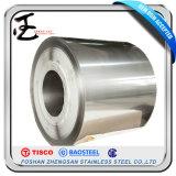 304 201 grado bobina de acero inoxidable para utensilios de cocina