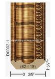 El moldeo de PS, techo molduras (D0002-1)
