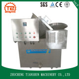 Alimento de bocado semiautomático que fríe la máquina profunda de la sartén de las patatas fritas de la máquina