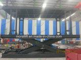 Doppelte Plattform-hydraulischer Selbstauto-Parken-Aufzug für Garage-Gebrauch