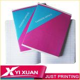 Cuaderno de ejercicios Student Paper al por mayor de los efectos de escritorio de encargo barato School Notebook