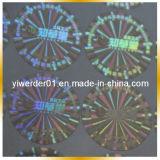 Últimas Holograma láser fabricado en China (H-085)