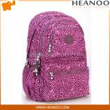 El último bolso popular del morral del libro de la High School secundaria de la marca de fábrica para las muchachas