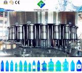 Botella de agua de lavado automático Máquina Tapadora de embotellado