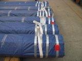 Gi-Stahlrohr, dünne Wandstärke, normales Ende, eingewickelt mit Plastiktuch