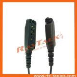 Le protocole STP8000/stp9000 Tube acoustique Clear Audio écouteur