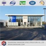 Negozio dei commercianti di automobile della struttura del blocco per grafici del metallo di Sinoacme