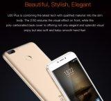 Oukitel U20 плюс 4G удваивает золото Rose телефона фингерпринта ROM RAM 2GB 16GB Android 6.0 сердечника квада дюйма FHD Mtk6737t мобильного телефона 5.5 камеры франтовское