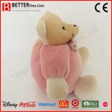 Juguetes lindos del bebé del oso del animal relleno de la felpa