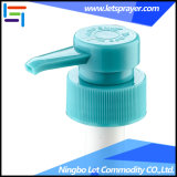 Lotion en plastique Pum, pompe cosmétique de lotion de distributeur de vis de savon