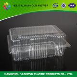 Contenitore di plastica trasparente della torta di migliore qualità del fornitore della Cina