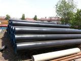 Tube sans joint d'ASTM A106 gr. B api 5L gr. B avec l'extrémité conique et le noir peint