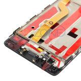 高品質フレームが付いているHuawei P9 Lite/G9の携帯電話のための新しいLCDの表示の計数化装置のタッチ画面ガラスアセンブリ