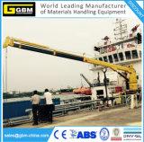 De Kraan van de Boot van het schip voor ABS Van het Platform van de Kust Zee ccs- Certificaat
