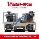 Fabricante profesional de compresor de aire rotatorio conducido directo del tornillo