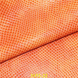 Qualitäts-Fußbekleidung-Zubehör-oberes Leder mit Klima-PU-Material