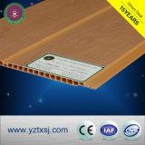 純粋な木製カラー熱い販売PVC天井板