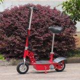 高品質の2車輪の子供のためのFoldable Shanding-upの電気スクーター