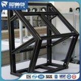 Het geanodiseerde Zwarte Profiel van het Aluminium voor de Werkbank van de Industriële Productie