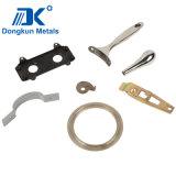 Aangepast 6061 die Aluminium CNC Ring machinaal bewerken