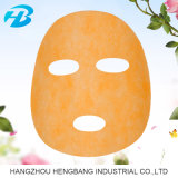 Лицевой щиток гермошлема листа кожи для маски Людск-Кожи Nonwoven лицевой