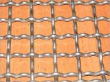 Dekorativer quetschverbundener Maschendraht für Gebäude-Außenfassade-Ineinander greifen