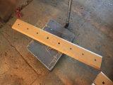 Замена переднего края двойного скоса переднего края 107-8583 бульдозера плоского для бульдозера
