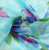 Schönes gedrucktes Silk Chiffon- Gewebe