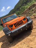 Grille de haute qualité pour Jeep Wrangler Jk Sahara Rubicon
