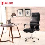 Спецификация стула офиса Shengshi 0Nисполнительный кожаный/офис стула/эргономический стул офиса с Chromed пятизвездочный основанием
